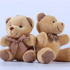 Super Promo #98a7 - <b>1pc</b> Cute Bear <b>Plush</b> Toys For Children Mini ...