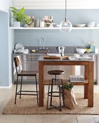 related post with dining industrial natural finished oak dining table using black black white modern kitchen tables
