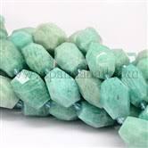 Wholesale 14 ~ 19mm Amazonite Supplies Online - Pandahall.com