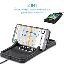 <b>LEEHUR</b> Qi Car <b>Wireless</b> Charger <b>10w Fast</b> Charging Car Charger ...