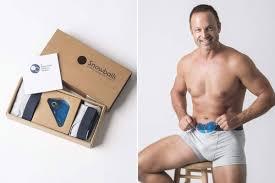 'Snowballs' freezable underwear is helping <b>men cool</b> off this <b>summer</b>