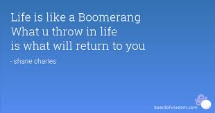 Quotes From Boomerang. QuotesGram
