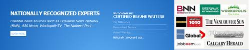 Surcorp Resume Solutions in Toronto  Canada  Canadian professional