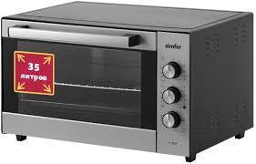 Купить <b>Мини</b>-<b>печь SIMFER M 3528</b>, серый в интернет-магазине ...