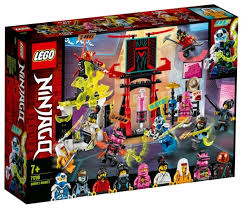 <b>Конструктор LEGO Ninjago</b> 71708 <b>Киберрынок</b> — купить по ...