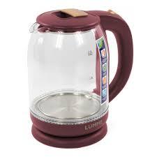 Отзывы на Электрический чайник <b>Lumme LU</b>-<b>142</b>, <b>красный</b> от ...