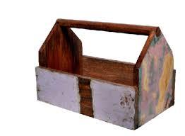 Scrap <b>Wood Magazine Holder</b>   <b>Eco</b> Collection India   Manufacturer ...