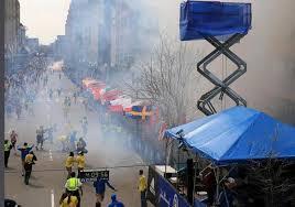 Explosions rock Boston Marathon finish line; dozens injured - The ...