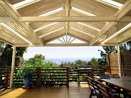 wonderful pergola roof patio design