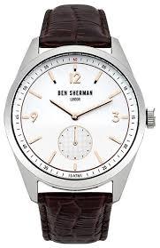 Наручные <b>часы Ben</b> Sherman WB052BR — купить по выгодной ...