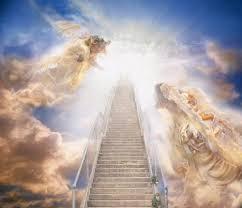 Resultado de imagen de almas ascienden al cielo