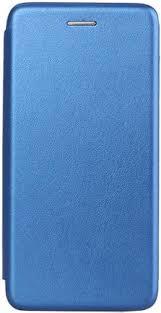 Купить <b>Чехол</b>-<b>книжка</b> Vili для <b>Huawei P</b> Smart Blue по выгодной ...
