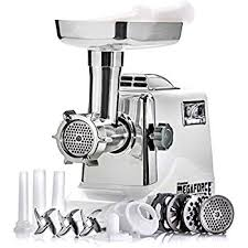STX Turboforce 3000 Series 3 Speed <b>Electric</b> Meat <b>Grinder</b>