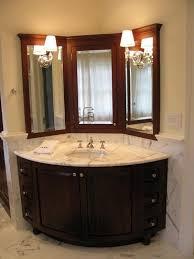 bathroom mirror height pt corner bathroom bathroom vanity cabinet with a great lighting as well as a gl