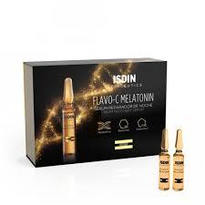 <b>Isdinceutics Flavo</b>-<b>C Melatonin</b>   <b>isdin</b>.com