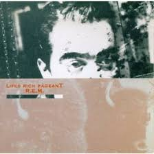 R.E.M. - <b>LIFES RICH</b> PAGEANT Vinyl Record 2016