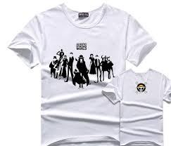 One Piece <b>T shirt</b> cotton luffy <b>anime</b> short sleeve <b>men t shirts</b> tops ...