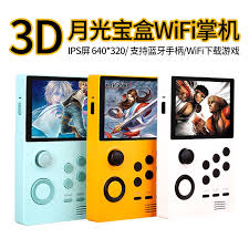 <b>Supretro</b> Moonlight Box <b>3.5 Inch</b> Wifi Line Android Handheld Game ...