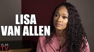 Lisa Van Allen: R. Kelly Told Me He Got Aaliyah Pregnant & Slept ...