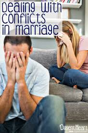 dealing conflicts in marriage all marriages have their struggles some struggles are heavier than others but those moments