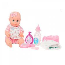 Toys Lab <b>Набор</b> по уходу за <b>пупсом Play Baby</b> - Акушерство.Ru