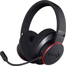 Игровые <b>наушники Creative Sound</b> BlasterX H6, 70GH039000000 ...