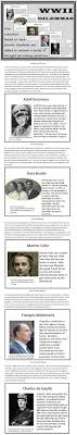 best ideas about world war ii history world war great activity for world war ii that forces students to think critically students are given