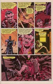 facing reality out a mask examining a page from watchmen facing reality out a mask examining a page from watchmen art as illumination
