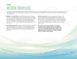 horizontal design layout template blue and yellow sample horizontal design layout template blue and yellow sample flyer royalty stock vector art