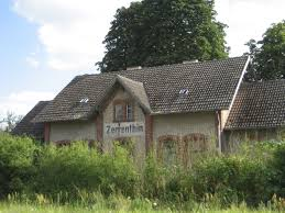 Zerrenthin railway station