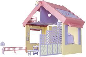 <b>Кукольный домик ОГОНЁК</b> Маленькая принцесса (складной) С ...