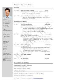 sample resume resumes tips sample resume