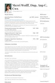 Resume For A Nurse  registered nurse cv sample registered nurse