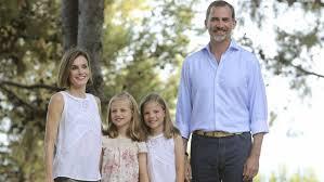 Resultado de imagen de Familia real españa