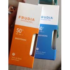 Отзывы о <b>Крем</b>-<b>эссенция</b> Frudia с <b>ультра защитой</b> от солнца ...