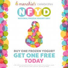 menchie s colleyville frozen yogurt linkedin bring a friend to menchie s today buy one get one yogurt