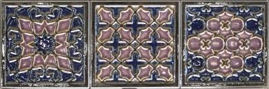 <b>Декор Absolut Keramika</b> Damasco <b>Decor</b> Tripoli Cobalto 10X30 ...