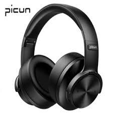 Picun B8 Bluetooth 5.0 <b>Headphones Touch</b> Control <b>Wireless</b> ...