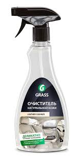 "<b>Очиститель натуральной</b> кожи Grass ""Leather Cleaner"", 500 мл ..."