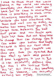 white paper quotes i want to go back to it s so so easy to