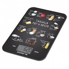 Купить <b>кухонные весы polaris</b> pks 1053 dg chalk в Интернет ...