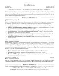 human resources resume sample objective    resume tea  human resources resume sample objective