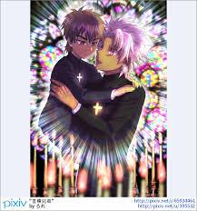 <b>Fate</b>/<b>Grand Order</b>, Fate/Apocrypha, Shirou Amakusa (Fate) / 言峰兄弟