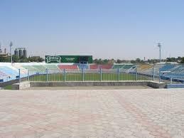 Dinamo Samarkand Stadium