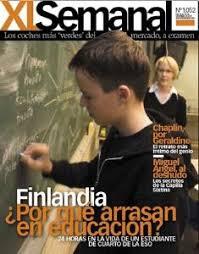 Resultat d'imatges de educacion finlandia