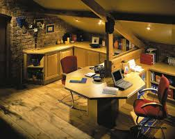 1000 ideas about attic office space on pinterest attic office office spaces and sliding mirror doors amazing office space