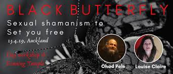 <b>Black Butterfly</b> - Sexual Shamanism Workshop & Play Temple ...