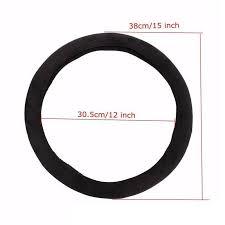 <b>Car Heating</b> Steering Wheel Cover <b>Auto</b> Truck <b>Microfiber Leather</b> ...