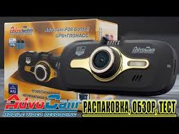 Обзор на <b>Видеорегистратор AdvoCam FD8 Gold-II</b> GPS+ГЛОНАСС
