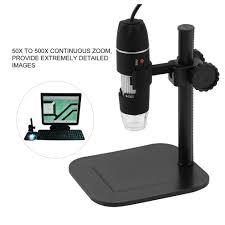 <b>Микроскоп цифровой</b> карманный <b>Kromatech 50</b>–<b>500x</b> USB, с ...